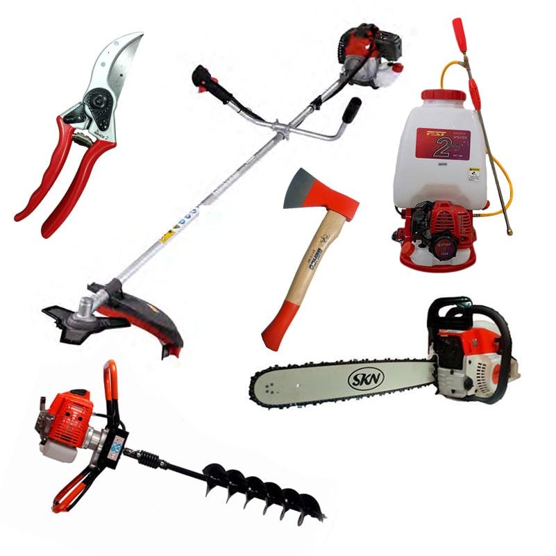 ادوات باغبانی
