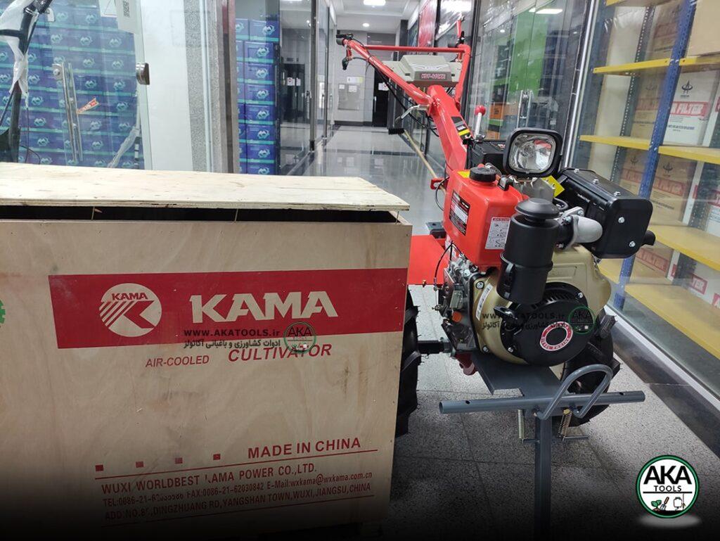 تیلر کولتیواتور کاما کاما اصلی | کولتیواتور کاما کاما اورجینال